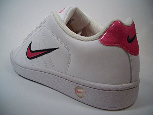 Nike Court Tradition 2 bianco rosa 315161 – 165 taglia Euro 36,5/US &/UK 3,5/23 cm