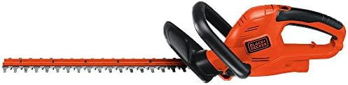 BLACK DECKER HT20 3.8-Amp Hedge Trimmer, 20-Inch