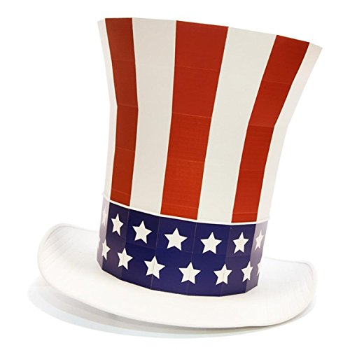 Uncle Sam Top Hat Kit]()