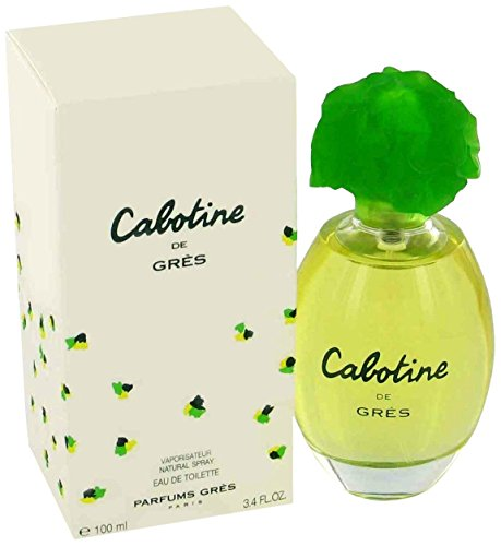 Cabotine By Parfums Gres For Women. Eau De Toilette Spray 3.4 -