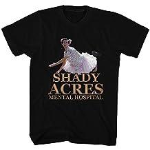 Ace Ventura Pet Detective Comedy Movie Adult T-shirt Jim Carrey Tutu Shady Acres