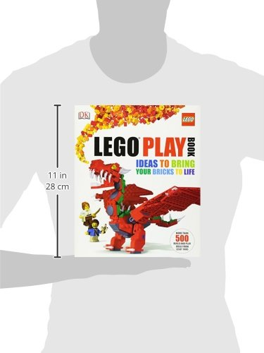 LEGO Play Book: Ideas to Bring Your Bricks to Life by DK Publishing Dorling Kindersley (Image #7)