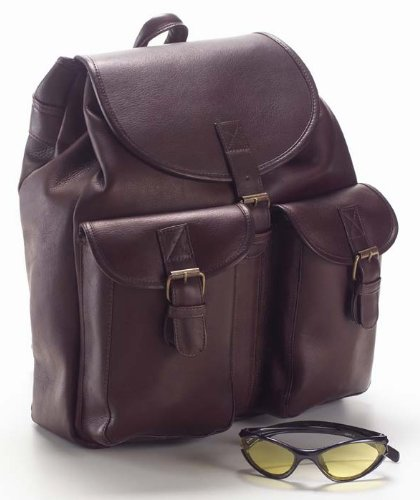 - Clava Vachetta Drawstring Leather 14.1