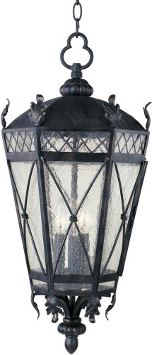 Maxim Lighting 30459CDAT 3 Light Canterbury Outdoor Pendant