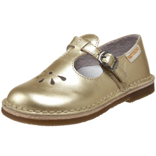 - Naturino Paris Mary Jane (Toddler/Little Kid),Platino (710),26 EU (10 M US Toddler)
