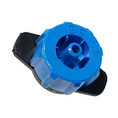 Global Large Pressure Compensating Button Dripper - Flow Rate : 2.0 GPH- 500 pack