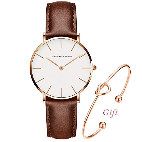 Metric Leather Watch - 6