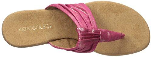 Aerosoles Chlairvoyant de mujer sandalias Rosado (Pink Fabric)