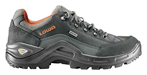 Lowa, Sneaker uomo Grigio grigio, Grigio (grigio), 44
