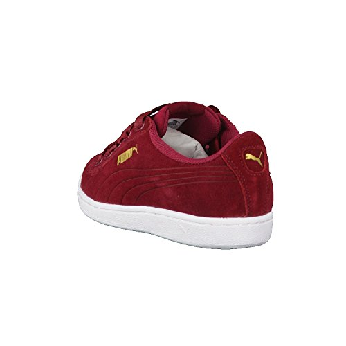 Puma Vikky Ribbon, Zapatillas para Mujer Rojo (Tibetan Red-tibetan Red)