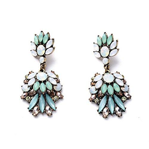 Elakaka Women's Wild New Trend Luxury Earrings (Hollywood Costumes For Sale Australia)