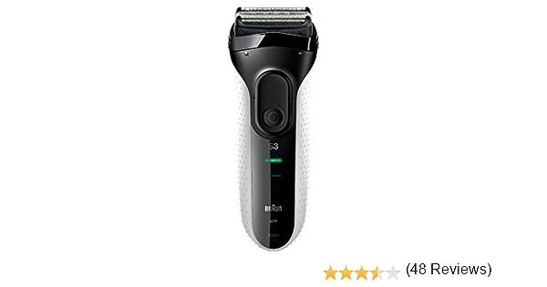 Braun cortapelos electrico, Blanco, 90 x 190 cm: Amazon.es: Salud y cuidado personal