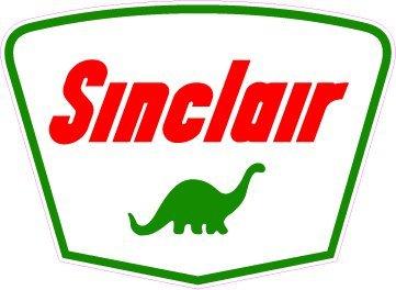 (Sinclair Gasoline Version 1 Decal 5