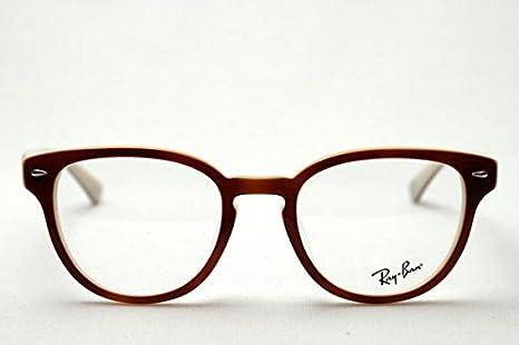 9a220f60ac0bbf Amazon | 【レイバン正規商品販売店】 RayBan レイバン メガネ 伊達メガネ 眼鏡 ダテメガネ RX5311F 5237 | ファッション 眼鏡 通販