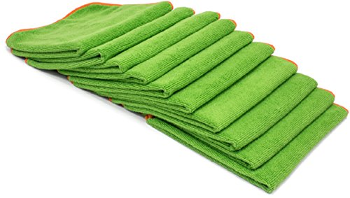 "10 Antibacterial Microfiber Cloth 12"" Towels 