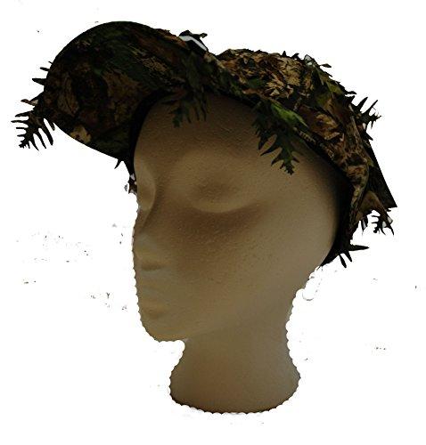 - Mothwing Camo Spring Mimicry 2.0 Apex Tree-D Alive Leafy Ballcap Turkey Hunting