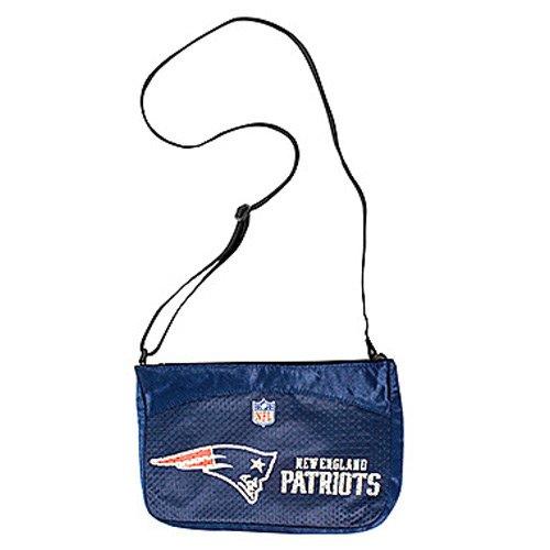 - Little Earth New England Patriots Jersey Mini Purse