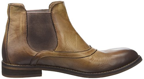 Fly London Damen Eshe007fly Chelsea Boots Braun (antieke Tan 002)