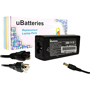UBatteries Compatible 19V 30W AC Adapter Replacement Charger For Toshiba Mini NoteBook NB200 NB205 NB250 NB255 NB300 NB305 NB500 NB505 NB508 NB525 NB555 ...
