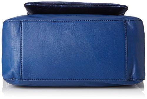 Bree - Fantastic 11, Borse a tracolla Donna Blu (Blue)