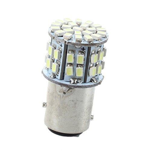 BARGAIN HOUSE Car TailLight Indicator Light Stop Light Brake Light Reverse Lamp for motorcycles and cars 12V white