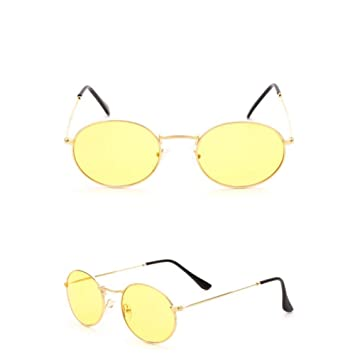 AAMOUSE Gafas de Sol Gafas de Sol de Color Caramelo Lentes ...