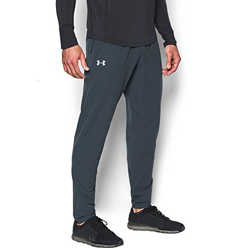 Under Armour Men's Storm Out & Back Pants, Stealth Gray/Black, Medium