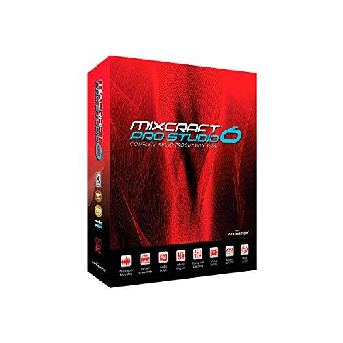 Acoustica Mixcraft Pro Studio 6 Digital Audio Workstation