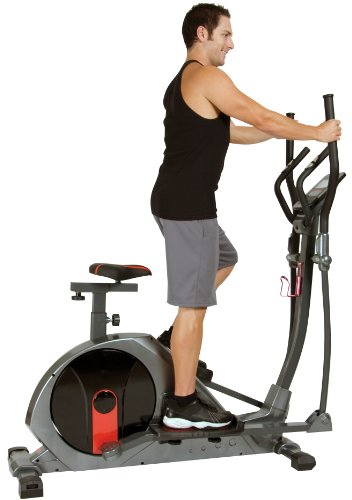 Body Rider Brm8800 Deluxe Magnetic Cardio Dual Trainer