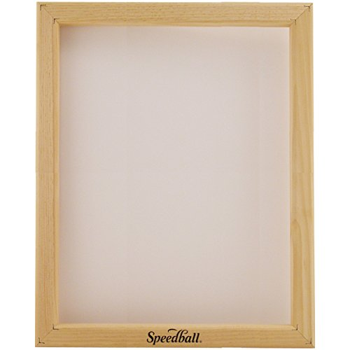 Speedball 8-Inch-by-10-Inch Screen Printing Frame