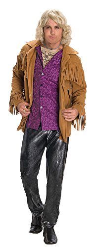 SALES4YA Adult-Costume Zoolander Hansel Mens Costume Standard Halloween Costume