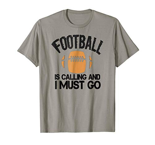 Football Is Calling & I Must Go Fantasy Sports Game Day ()