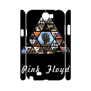 Wlicke Pink Floyd Customised Durable samsung galaxy note2 n7100 3D Case, High Quality Protective Phone Case for samsung galaxy note2 n7100 with Pink Floyd