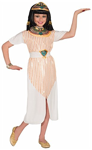 Forum Novelties Queen Cleopatra Costume, Child (Egyptian Dress For Girls)