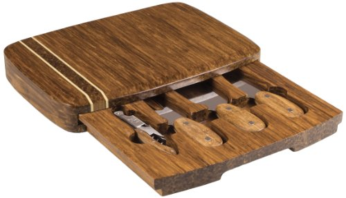 picnic-time-verano-bamboo-cheese-board-with-tools