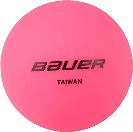 Bauer Hockey Ball cool Weather