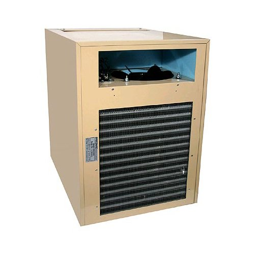 Breezaire WKL8000 Wine Cooler Unit w/ Sentry III - 2000 Cu. Ft., N/A