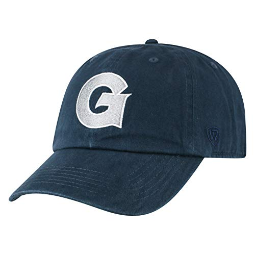 Top of the World Georgetown Hoyas Men's Hat Icon, Navy, Adjustable