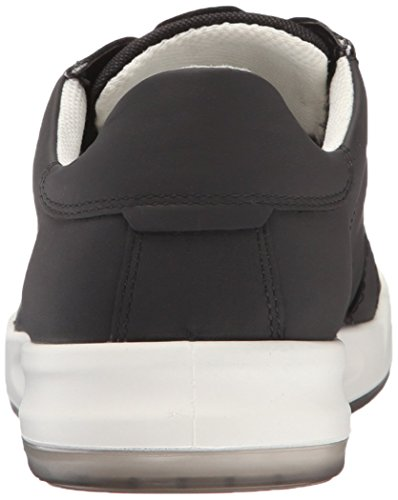 Black11001 Noir Jack Maenner Homme US Basses Baskets Ecco 8qY606