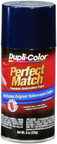 Dupli-Color BVW2043 Indigo Blue Pearl Volkswagen Perfect Match Automotive Paint - 8 oz. (Blue Aerosol)