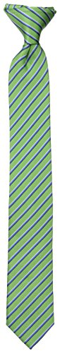 Big Tie - Dockers Big Boys' Striped Clip On Tie