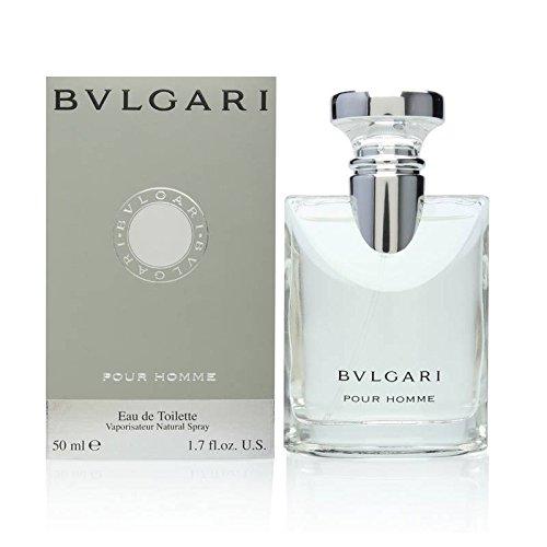 [Bvlgari Pour Homme By Bvlgari For Men. Eau De Toilette Spray 1.7 Oz] (Men 50ml Eau De Toilette)
