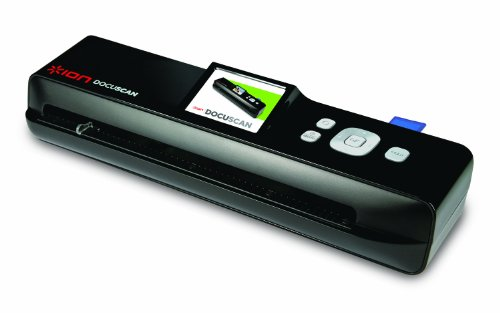 Ion iSC08 Document Scanner