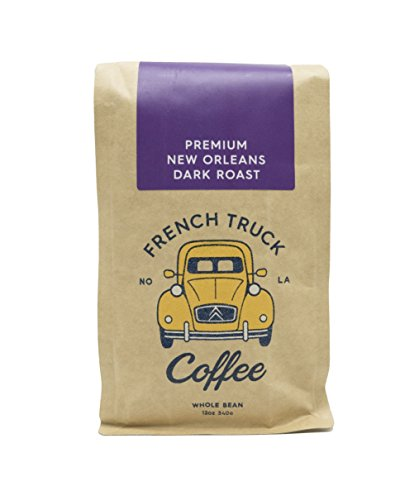 FRENCH TRUCK COFFEE Premium New Orleans Dark - New Coffee Orleans Roasted