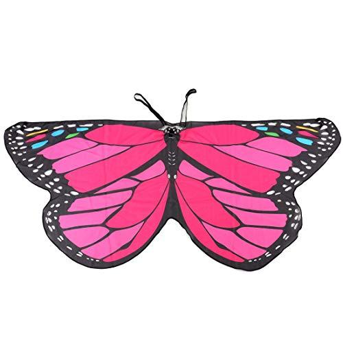 Monarch Butterfly Wing (Tebery Kids Monarch Butterfly Wings (Pink))