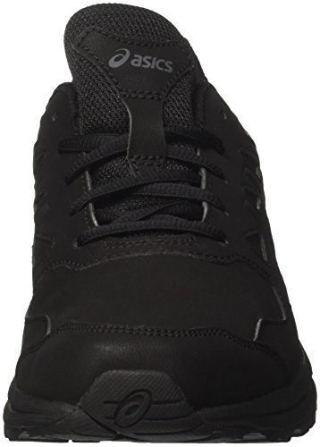 fc069346eff2 ASICS Men s Gel-Mission 3 Cross Trainers Black (Black Carbon Phantom 9097)  9 UK  Buy Online at Low Prices in India - Amazon.in