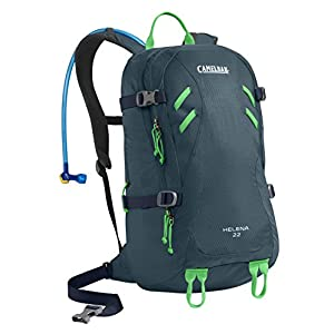 CamelBak Women's 2016 Helena 22 Hydration Pack, Reflecting Pond/Andean Toucan