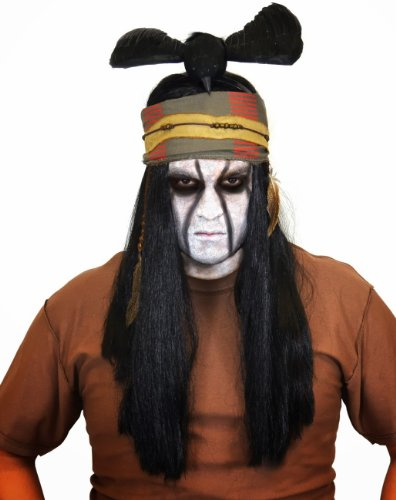 The Lone Ranger Tonto Costume Wig for $<!--$19.95-->