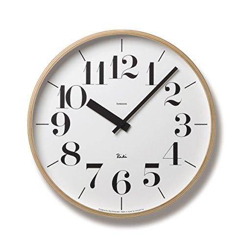Lemnos RIKI CLOCK L WR-0401 L