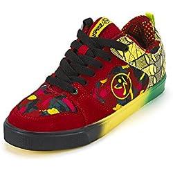 Zumba Women's Let'S Jam Street Bold Dance Shoe, Multi, 6.5 M US